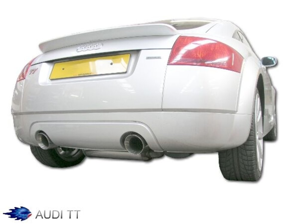 Audi TT Mk1 225 QUATTRO Coupe And Roadster FULL SYSTEM Including 200 CELL HI FLOW CAT 400 SLASH CUT TRIM BAU002 FS C2 Only 104308