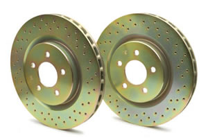 High Performance Brake Discs